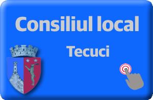 Atribuţiile Consiliului Local Tecuci