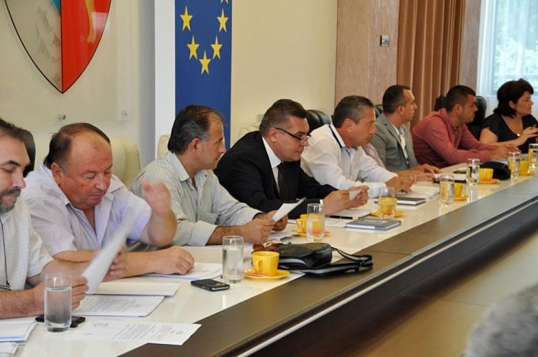 Şedinţă extraordinară a Consiliului local Tecuci în data de 15.05.2017