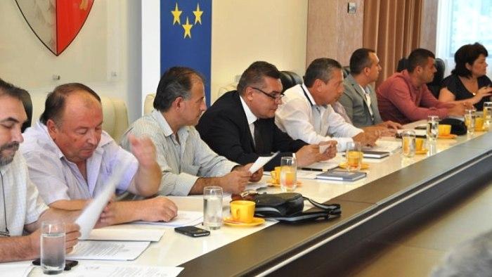 Consiliului local Tecuci în şedinţă ordinară în 29.11.2017