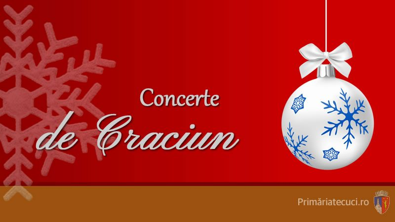 Concertele de Crăciun