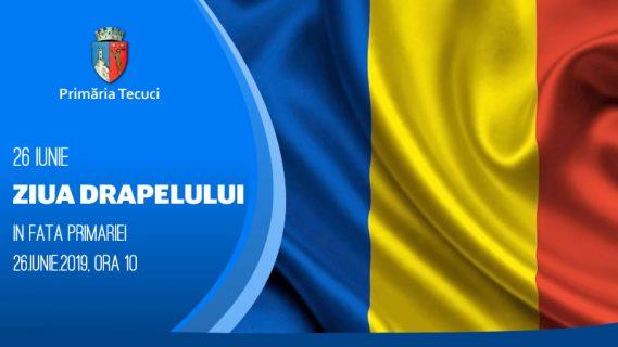 Ziua Drapelului Național Tecuci