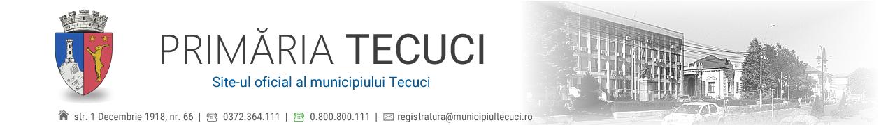 Primăria Municipiului Tecuci