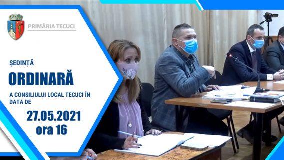 Sedinta ordinara mai 2021 Tecuci - 7